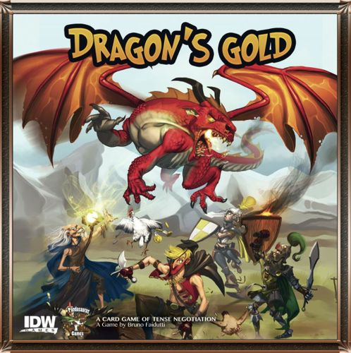 Dragon's Gold