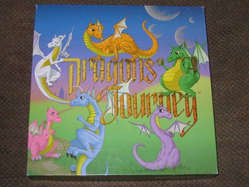 Dragon's Journey: A Race to Save the Magic