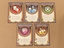 Dragonscales: Dice Tower 2020 Promo Cards