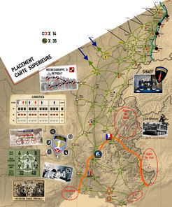 Dragoon Expansion (fan expansion for 1944: Race to the Rhine)