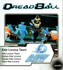 DreadBall: Glambek Ghosts Ada-Lorana Team