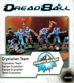DreadBall: Sulentic Shards Crystallan Team