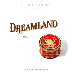 Dreamland (fan expansion for T.I.M.E Stories)