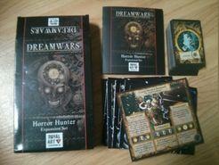 Dreamwars: Horror Hunter Expansion Set
