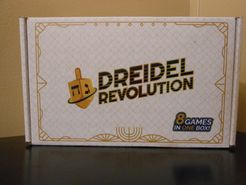 Dreidel Revolution