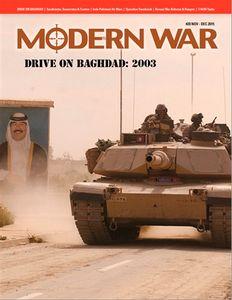 Drive on Baghdad: 2003