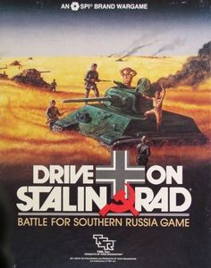 Drive on Stalingrad (first edition)