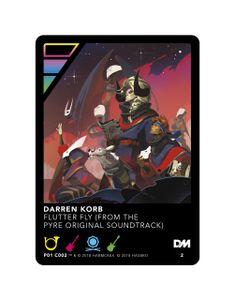 DropMix: Darren Korb – Flutter Fly (From the Pyre Original Soundtrack) Promo Card
