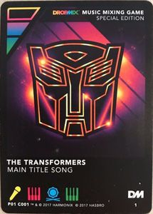 DropMix: The Transformers Main Title Song Promo