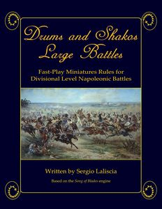 Drums and Shakos Large Battle