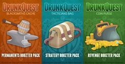 DrunkQuest: Boozter Packs