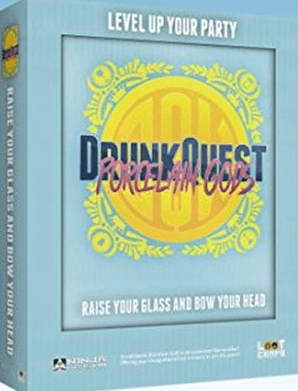 DrunkQuest: Porcelain Gods