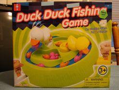 Duck Duck Fishing Game