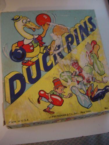 Duck Pins