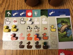 Ducks in Tow: The Angry Goose Mini-Expansion