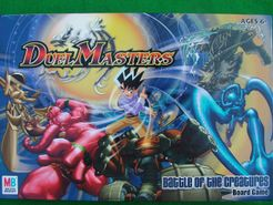 Duel Masters: Battle of the Creatures Board Game