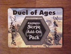 Duel of Ages: Scrye Add-On Pack