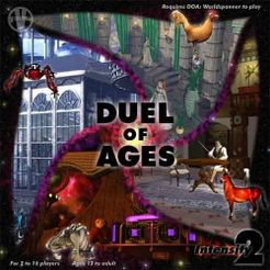 Duel of Ages Set 2: Intensity
