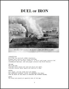 Duel of Iron