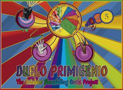 Duelo Primigenio: The Rainbow Shoushiling Cards Project