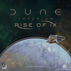 Dune: Imperium – Rise of Ix