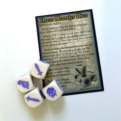 Dungeon Attack!: Chaos Dice
