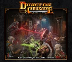 Dungeon Crusade: Book I – Genesis of Evil
