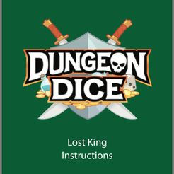 Dungeon Dice: The Lost King