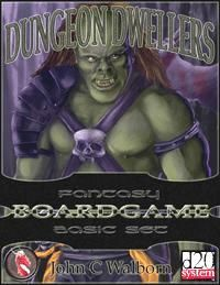 Dungeon Dwellers' Fantasy Boardgame
