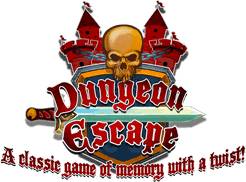 Dungeon Escape: A classic game of memory with a twist!