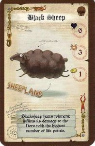 Dungeon Fighter: Black Sheep
