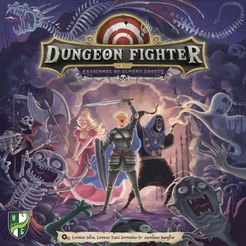 Dungeon Fighter in the Catacombs of Gloomy Ghosts
