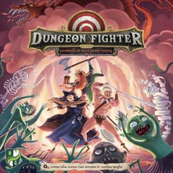 Dungeon Fighter in the Chambers of Malevolent Magma