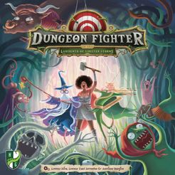 Dungeon Fighter in the Labyrinth of Sinister Storms