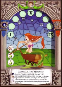 Dungeon Fighter: Marielle, the Mermaid