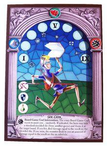 Dungeon Fighter: Ser Geek Bonus Card