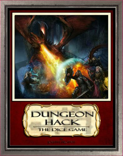 Dungeon Hack: The Dice Game