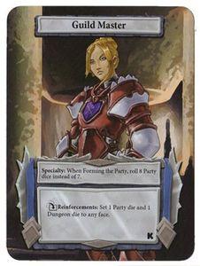 Dungeon Roll Hero: Guild Leader