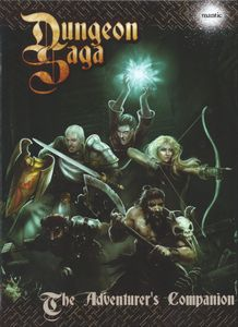 Dungeon Saga: The Adventurer's Companion