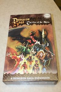Dungeon Saga: The Eye of the Abyss