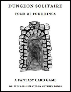 Dungeon Solitaire: Tomb of the Four Kings