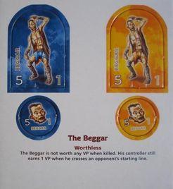 Dungeon Twister: Beggar