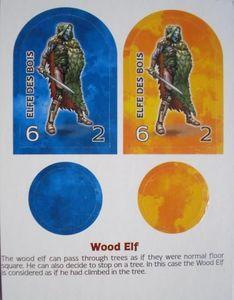 Dungeon Twister: Forest Elf
