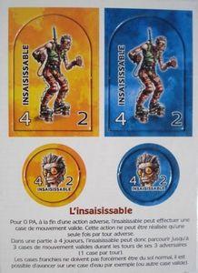 Dungeon Twister: Insaisissable
