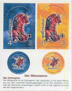 Dungeon Twister: Minotaur
