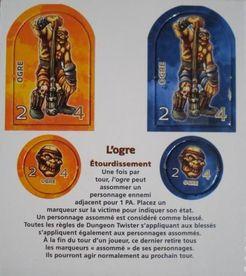Dungeon Twister: Ogre