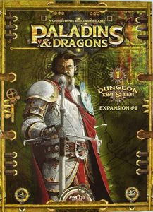 Dungeon Twister: Paladins & Dragons
