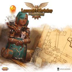 Dungeonology: Leonardo's Workshop
