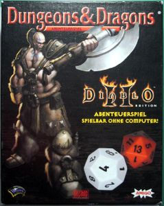 Dungeons & Dragons Adventure Game: Diablo II Edition