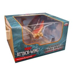 Dungeons & Dragons: Attack Wing – Ancient Brass Dragon Premium Figure